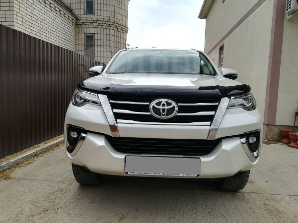 Toyota Fortuner, 2018 год, 2 600 000 руб.