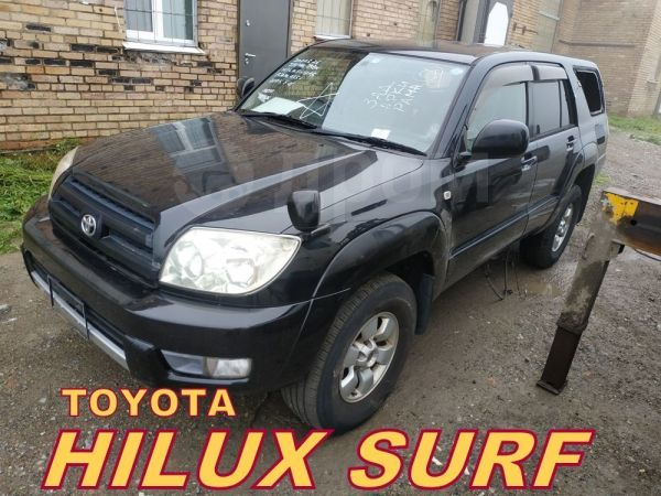 Toyota Hilux Surf, 2003 год, 404 000 руб.
