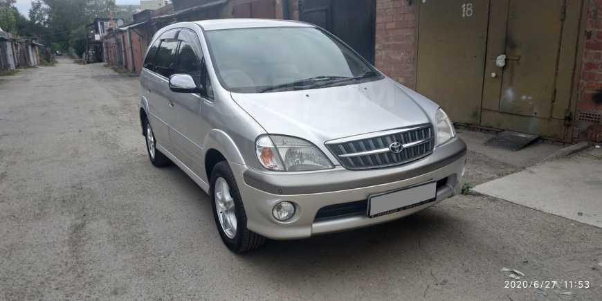 Toyota Nadia, 2000 год, 515 000 руб.
