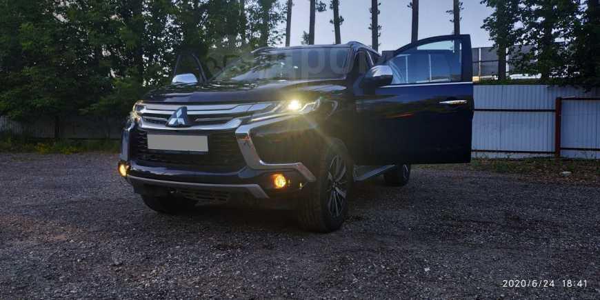 Mitsubishi Pajero Sport, 2018 год, 1 671 354 руб.