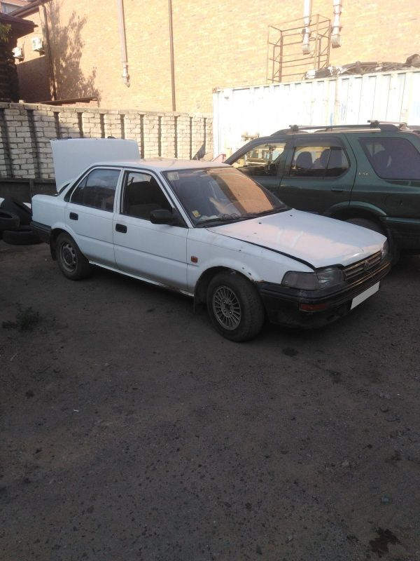 Toyota Corolla, 1991 год, 72 000 руб.