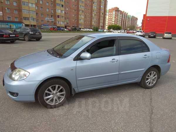 Toyota Corolla, 2006 год, 455 000 руб.