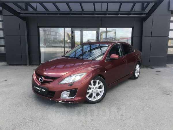 Mazda Mazda6, 2007 год, 550 000 руб.