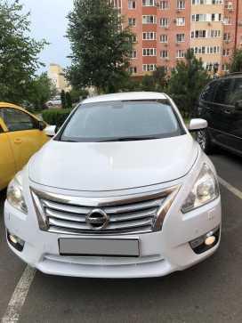 Краснодар Nissan Teana 2015