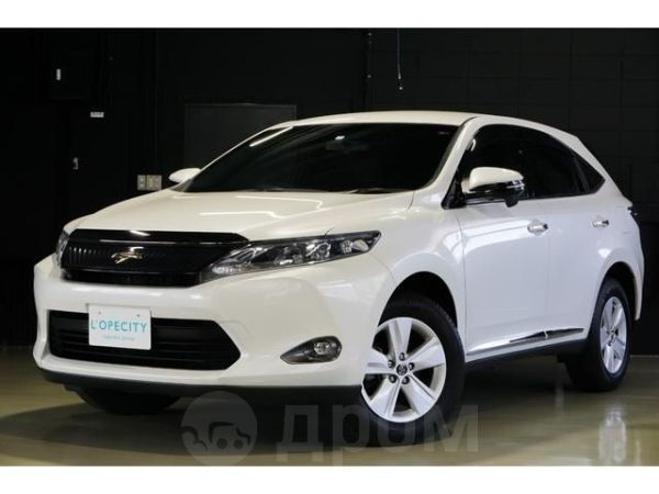 Toyota Harrier, 2016 год, 2 150 000 руб.