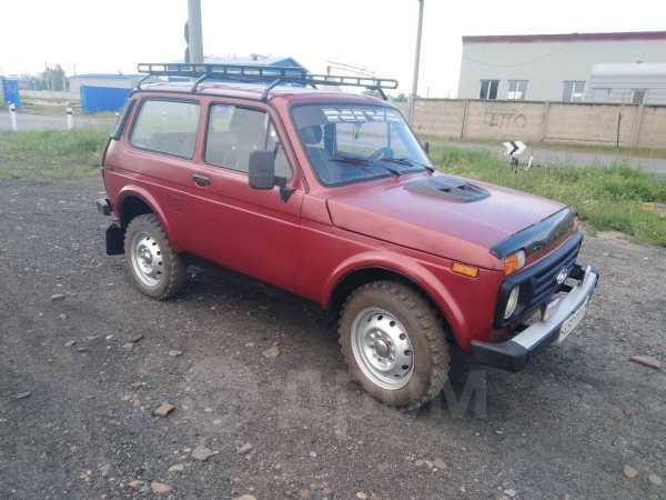 Лада 4x4 2121 Нива, 1997 год, 179 000 руб.