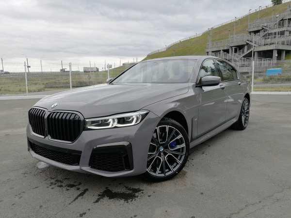 BMW 7-Series, 2020 год, 7 700 000 руб.