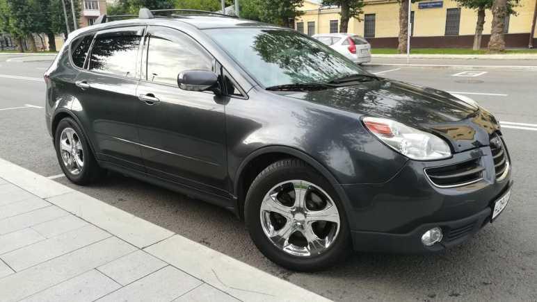 Subaru B9 Tribeca, 2007 год, 595 000 руб.