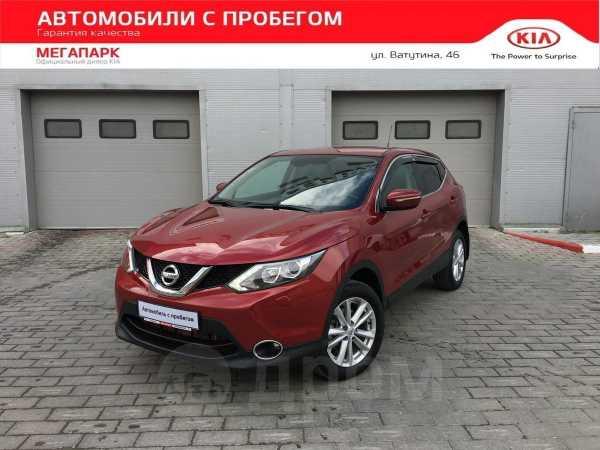 Nissan Qashqai, 2014 год, 895 000 руб.