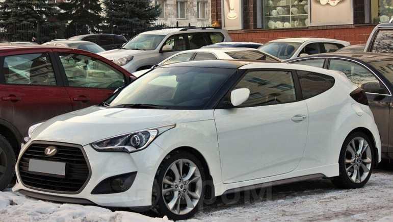 Hyundai Veloster, 2015 год, 1 050 000 руб.