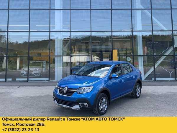 Renault Logan Stepway, 2020 год, 853 000 руб.
