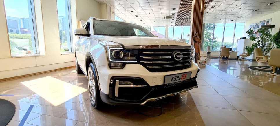 GAC GS8, 2020 год, 2 398 000 руб.