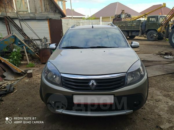 Renault Sandero Stepway, 2011 год, 325 000 руб.