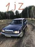 Mercedes-Benz 190, 1991 год, 135 000 руб.