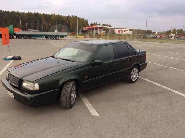 Volvo 850, 1995 год, 250 000 руб.
