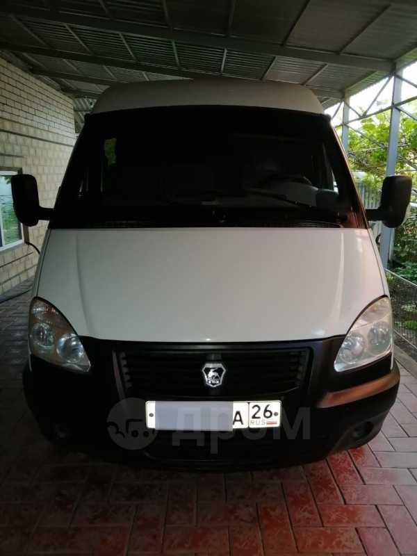 ГАЗ 2217, 2009 год, 360 000 руб.