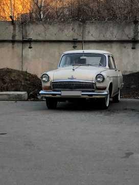 Москва 21 Волга 1961