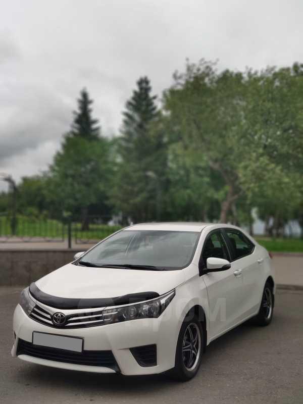 Toyota Corolla, 2013 год, 749 000 руб.