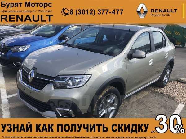 Renault Logan Stepway, 2020 год, 837 000 руб.