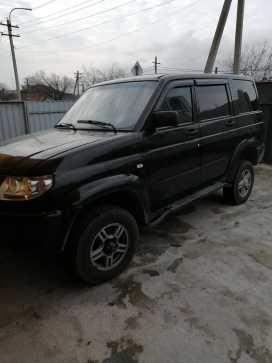 Новороссийск УАЗ Патриот 2012