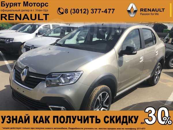 Renault Logan Stepway, 2020 год, 1 002 000 руб.