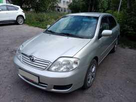 Курган Corolla 2005