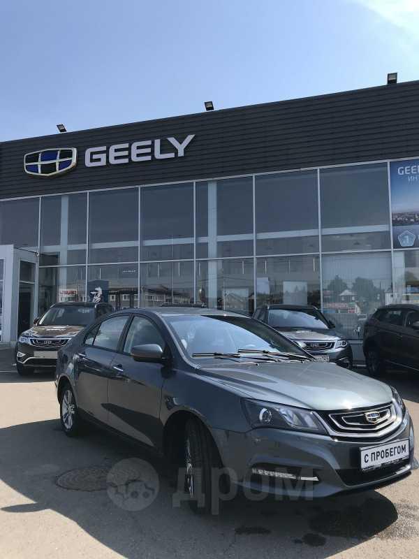 Geely Emgrand EC7, 2018 год, 810 000 руб.