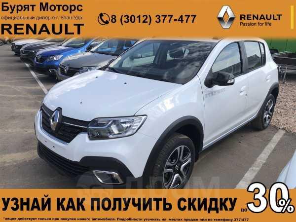 Renault Sandero Stepway, 2020 год, 919 000 руб.