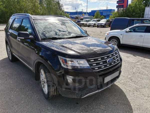 Ford Explorer, 2015 год, 1 375 000 руб.