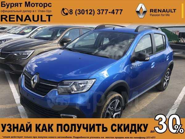 Renault Sandero Stepway, 2020 год, 988 000 руб.