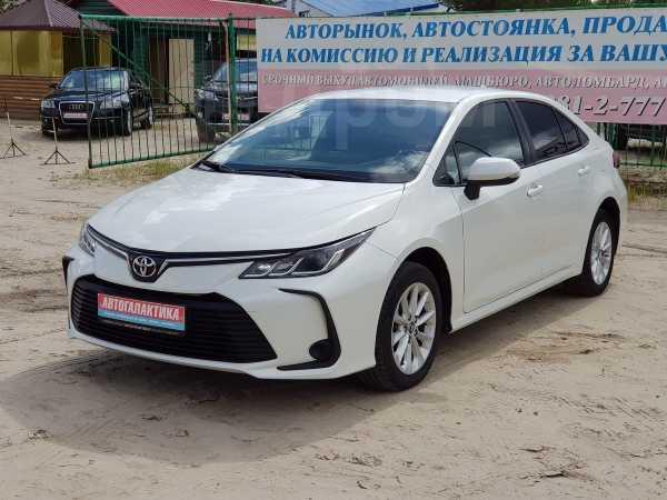 Toyota Corolla, 2019 год, 1 130 000 руб.