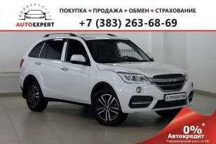 Новосибирск X60 2016