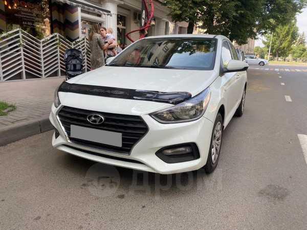 Hyundai Solaris, 2018 год, 699 999 руб.