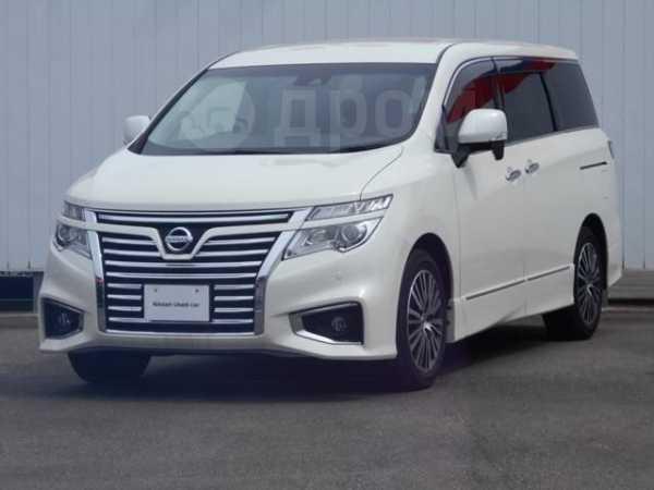 Nissan Elgrand, 2015 год, 1 350 000 руб.