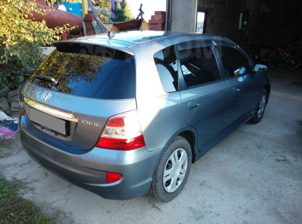 Honda Civic, 2005 год, 333 000 руб.