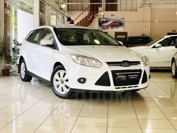 Ford Focus, 2015 год, 534 900 руб.
