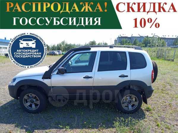 Chevrolet Niva, 2020 год, 811 000 руб.