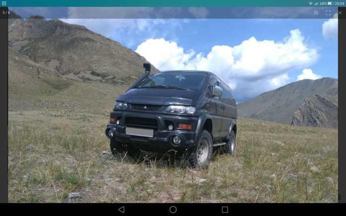 Mitsubishi Delica, 2004 год, 930 000 руб.