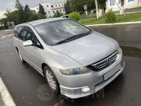 Honda Odyssey, 2003 год, 525 000 руб.