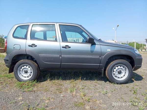 Chevrolet Niva, 2020 год, 725 000 руб.