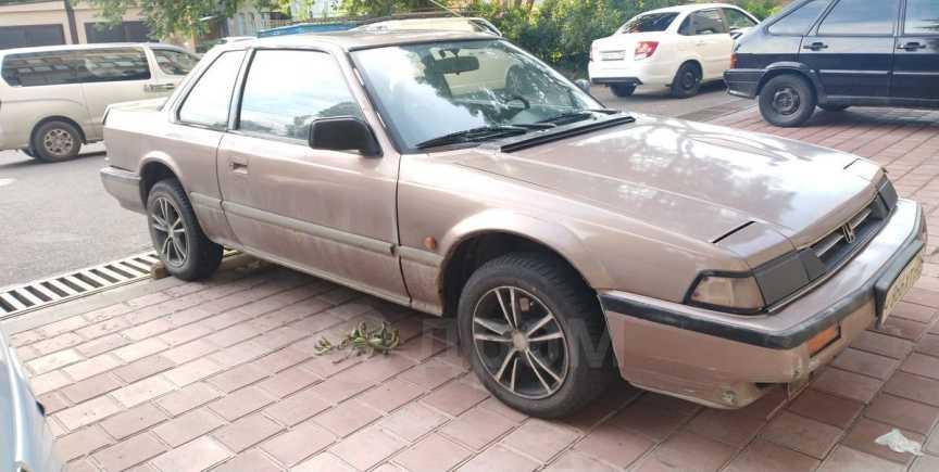 Honda Prelude, 1987 год, 60 000 руб.