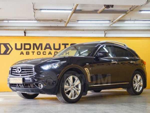 Infiniti FX30d, 2012 год, 1 349 000 руб.