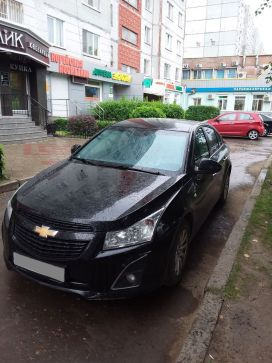 Воронеж Cruze 2013