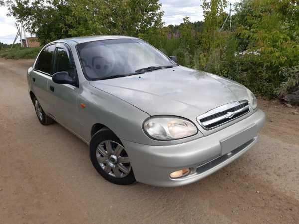 Chevrolet Lanos, 2008 год, 117 000 руб.