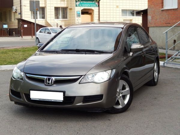 Honda Civic, 2008 год, 465 000 руб.