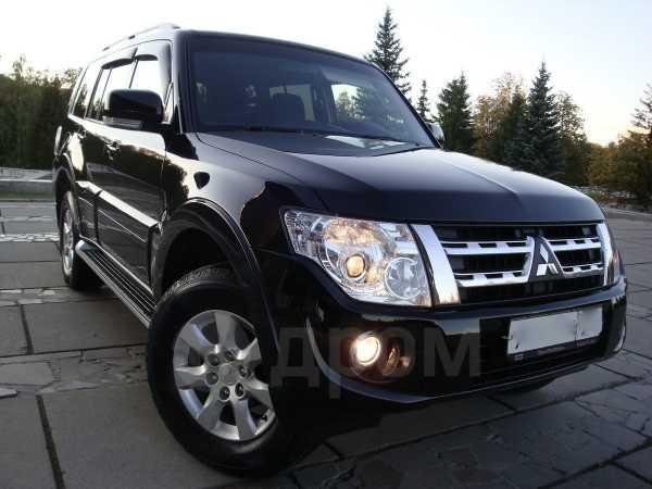 Mitsubishi Pajero, 2013 год, 1 539 000 руб.