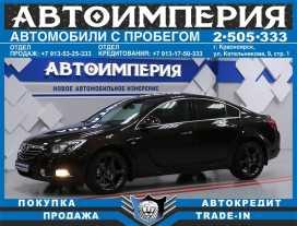 Красноярск Opel Insignia 2011