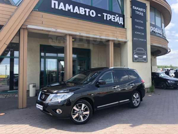 Nissan Pathfinder, 2015 год, 1 490 000 руб.