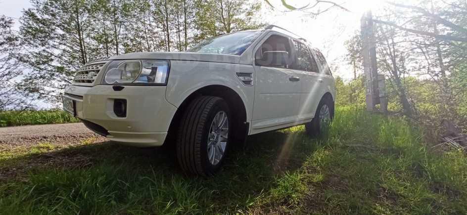 Land Rover Freelander, 2008 год, 730 000 руб.