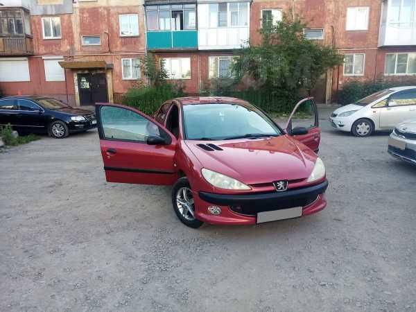 Peugeot 206, 2009 год, 205 000 руб.